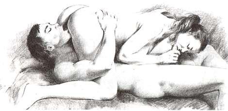 Поза взаимного орально-генитального возбуждения